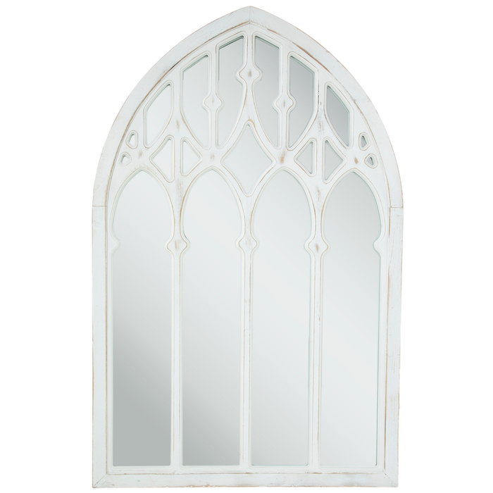 Get Cathedral Wood Wall Mirror online or find other Wall