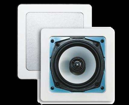 Aquasound Samba 4044 Badkamer Speaker | Luidsprekers Inbouw vierkant ...