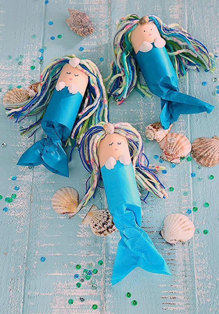 Photo of Wir feiern einen Meerjungfrauen-Geburtstag