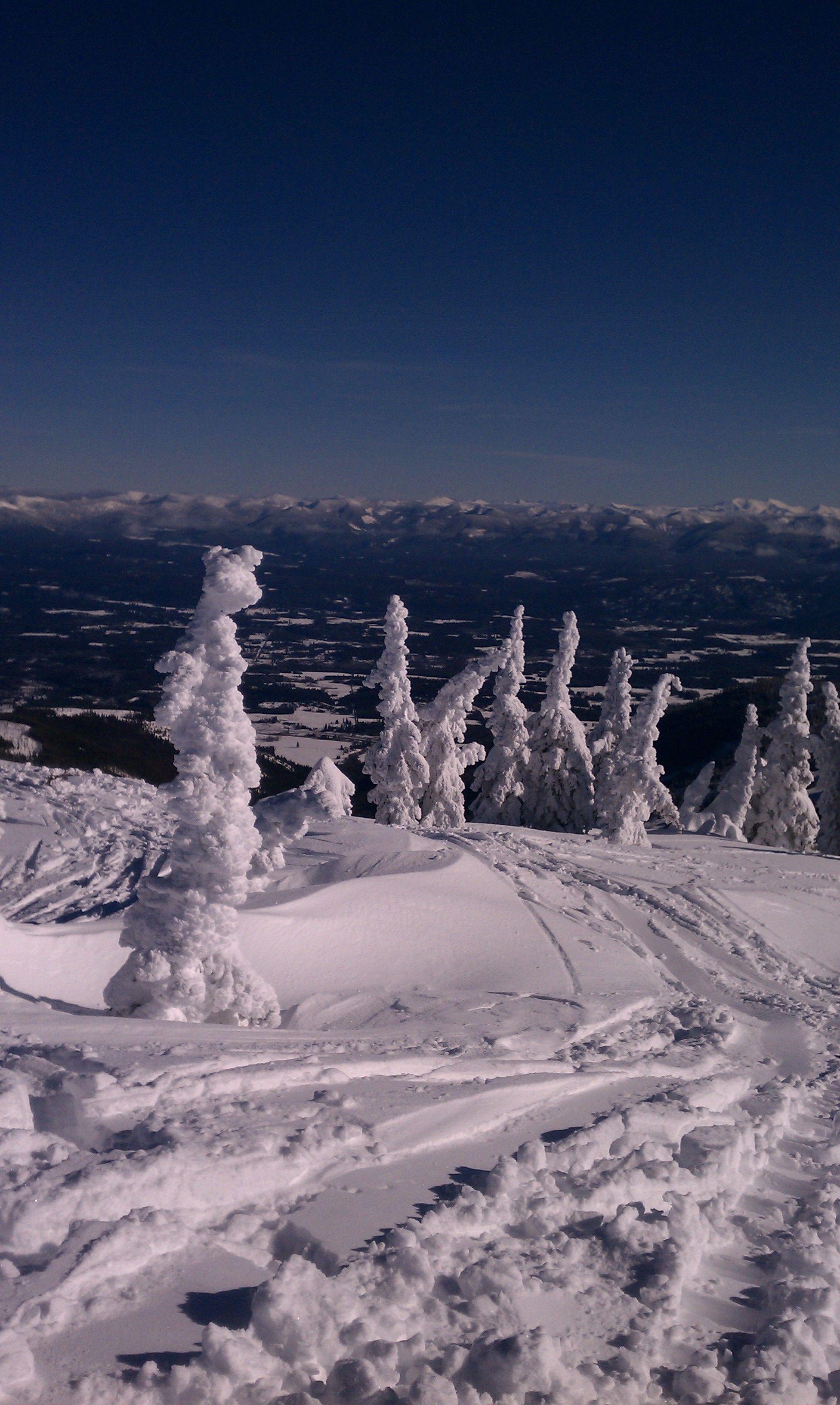 Schweitzer Mountain, Idaho -