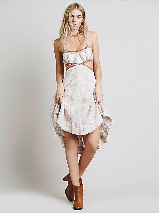 Free People Smock Stitch Dress, $228.00