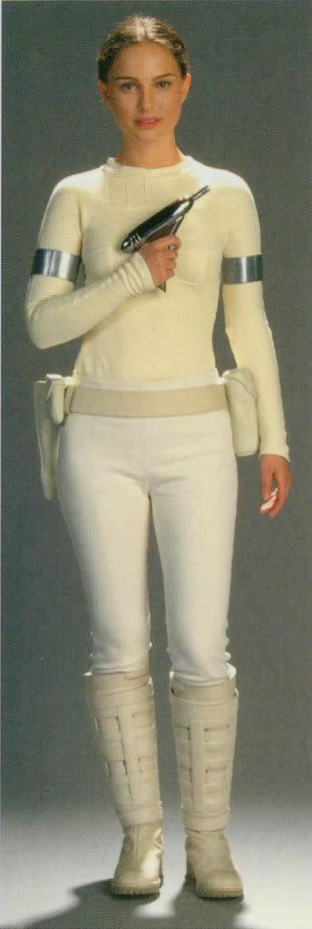 Padme Amidala-Costume Geonosis - Thinking on some easy Haloween costume. My hair dry machine looks similar then her laser gun.  sc 1 st  Pinterest & Padme Amidala-Costume Geonosis - Thinking on some easy Haloween ...