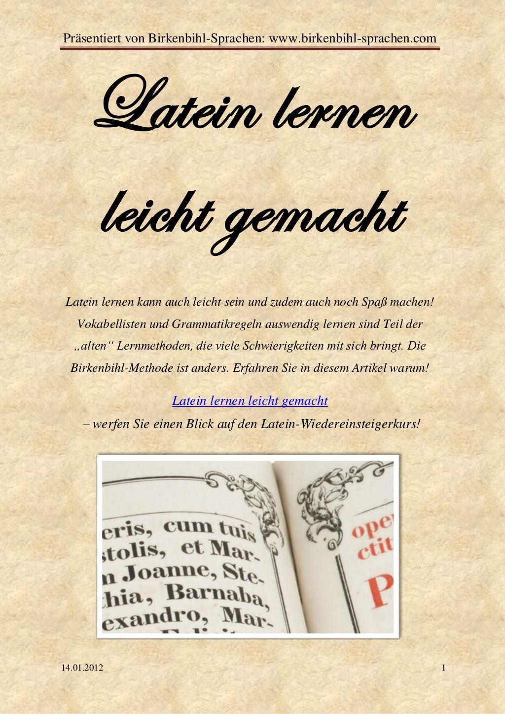 Latein Lernen Leicht Gemacht Latein Vokabeln Lernen Latein Vokabeln Lernen