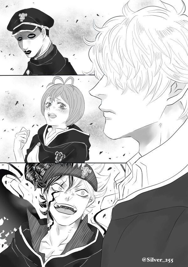 Black Clover Art By Silver 255 Twitter Black Clover Anime Black Clover Юлий новахроно / julius novachrono. pinterest