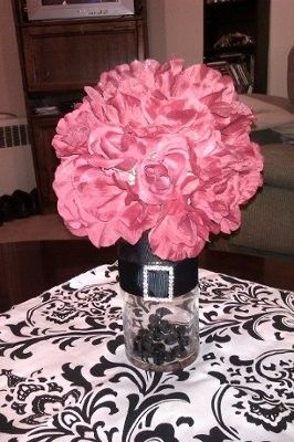 My DIY Dollar Tree Centerpieces Weddings Style and Decor Do It
