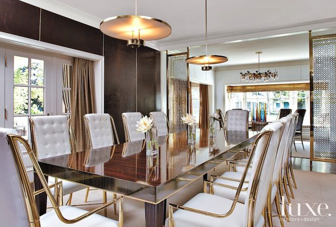 Trending Gold Accents This Rich Color Has Made A Comeback Lately