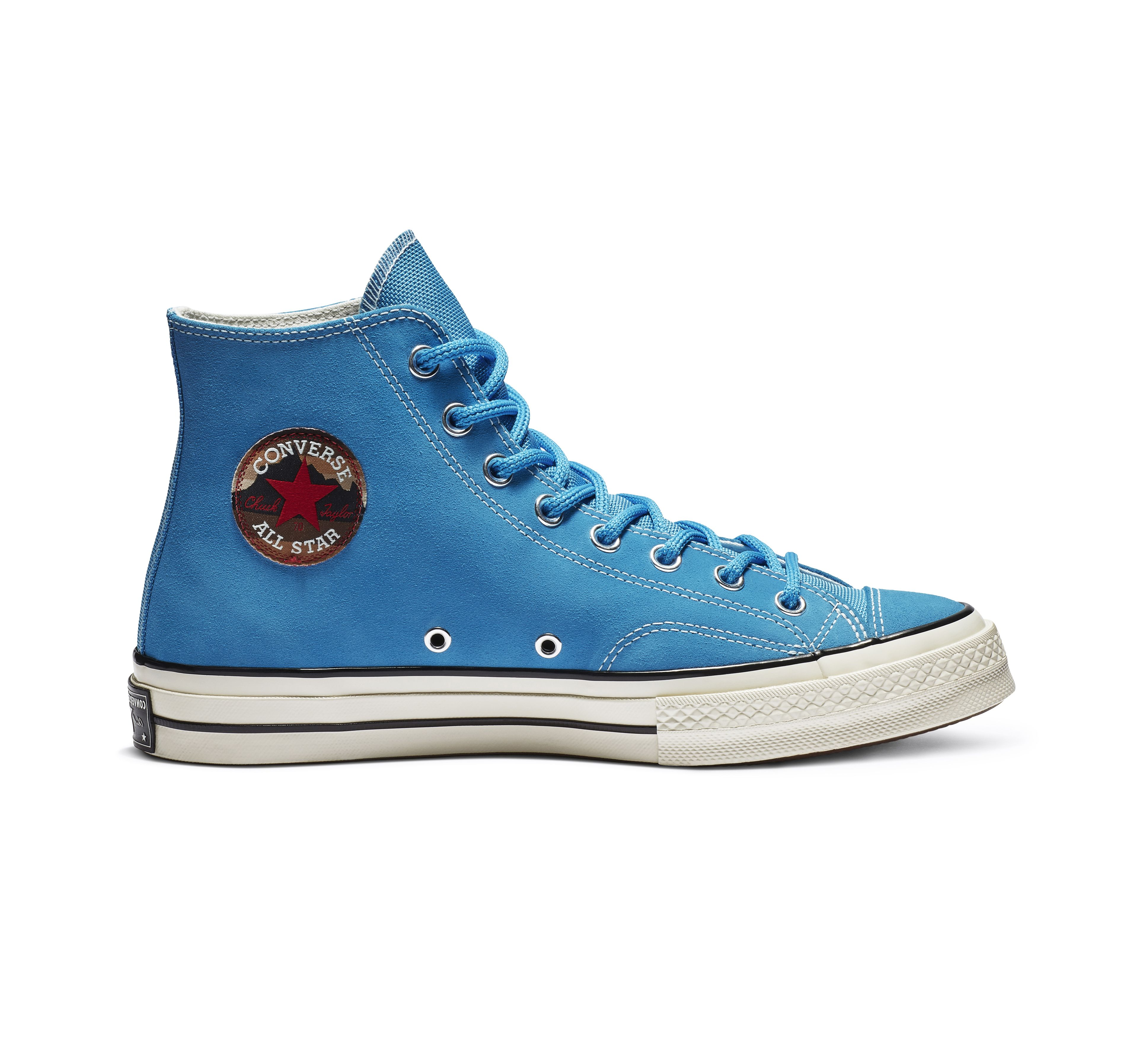Chuck 70 Base Camp Suede High Top | Suede high tops, Converse ...