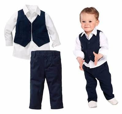 ba7b2935ae Resultado de imagem para roupas social para menino