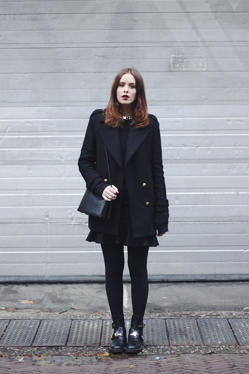 WhatsTrend Blog » BLACK GOLD | OUTFIT