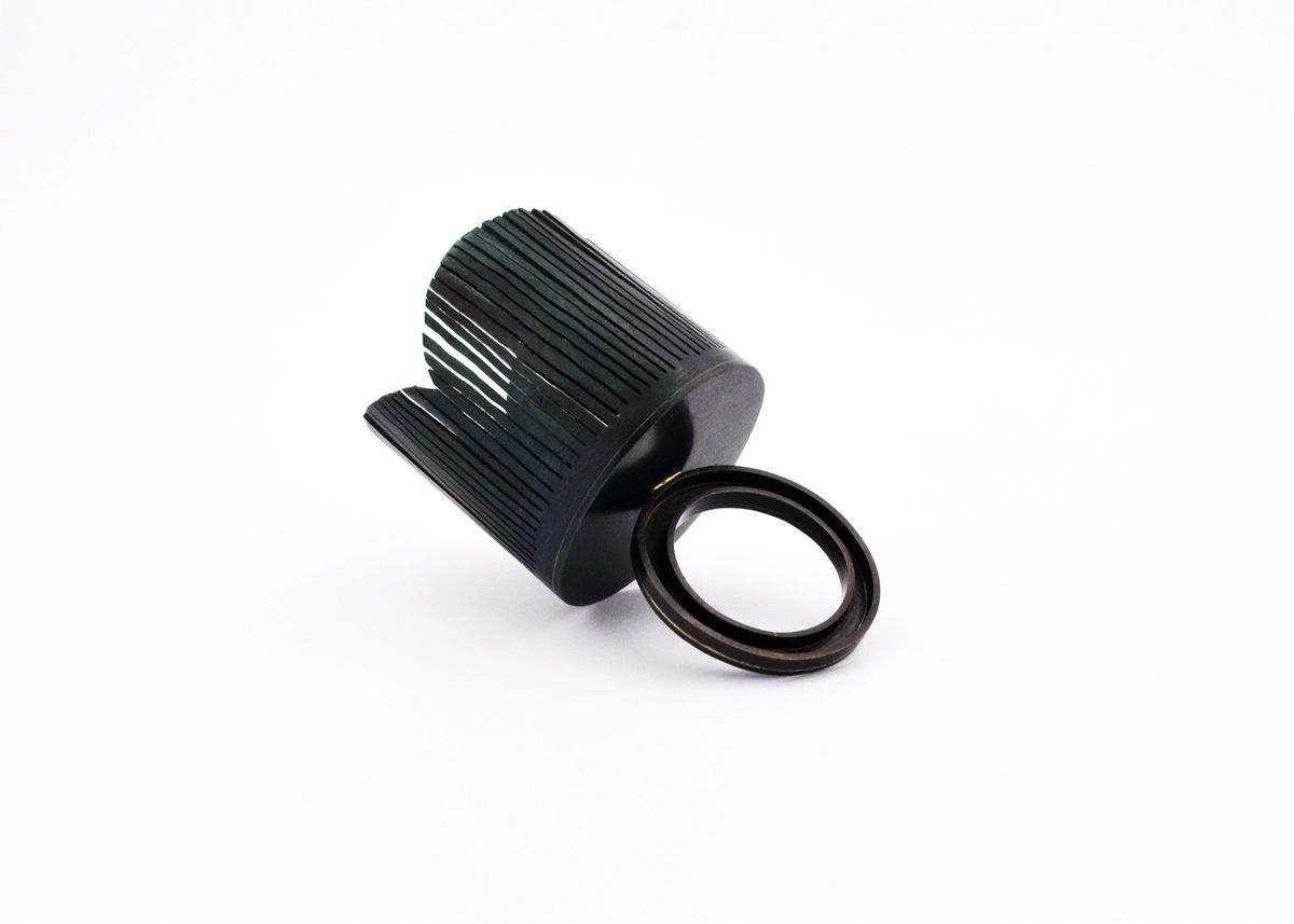 Lynn Batchelder Steel Ring 2013 Architects Fashion Pro Wiring Diagram