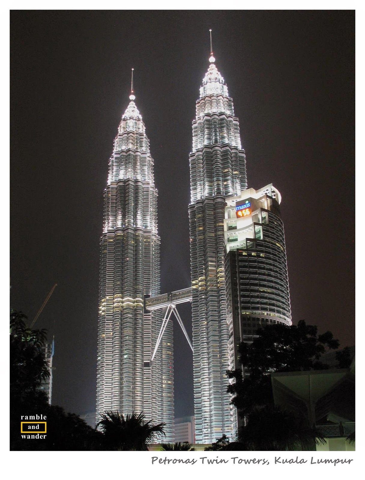 Malaysia: Petronas Twin Towers Tour - Ramble and Wander