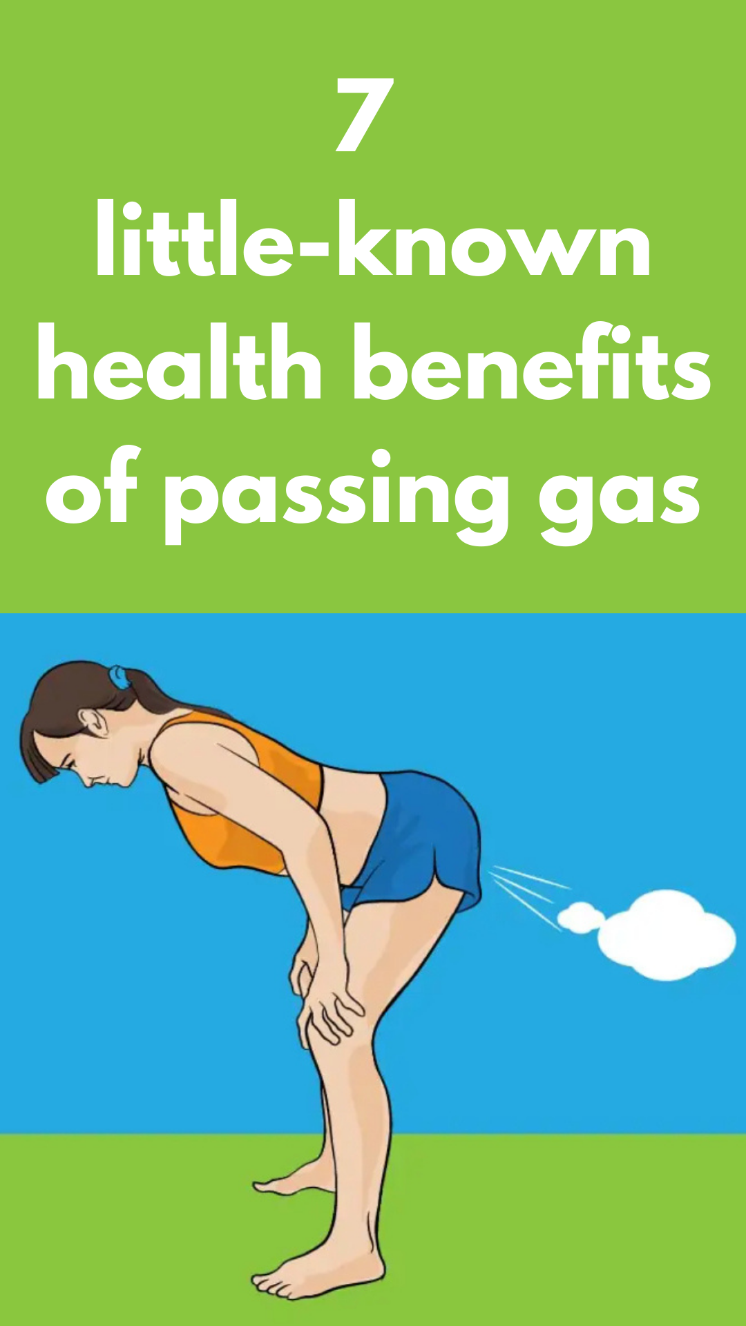 7 little-known health benefits of passing gas
