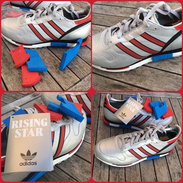"dasslersfinest on Instagram: ""#adidas #risingstar #silver"