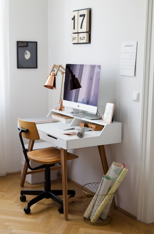 ordnung am schreibtisch schreibtische falzen und arbeitszimmer. Black Bedroom Furniture Sets. Home Design Ideas