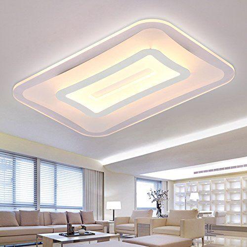 FEIS Slim color led modern minimalist living room lamp ceiling lamp - led leuchten wohnzimmer