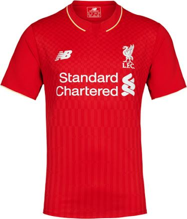 0089da3e4 Buy the official LFC Mens Short Sleeve Home Shirt from the Official Online Liverpool  FC Store, and get fast worldwide delivery on all orders!