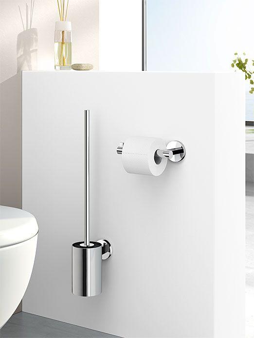 Toilettenpapierhalter Scala Toiletten Toilettenpapierhalter Bad Inspiration