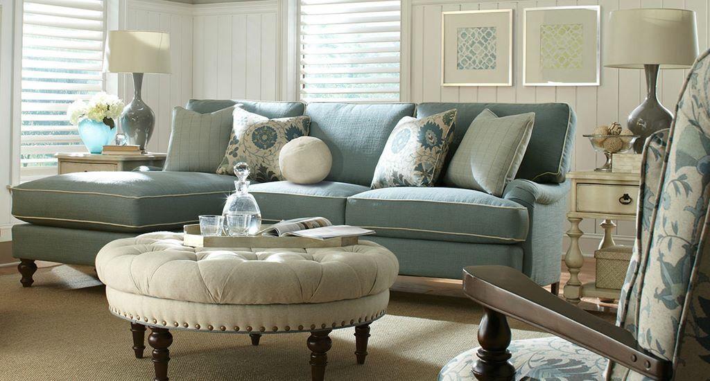 living room blues  craftmaster furniture living room