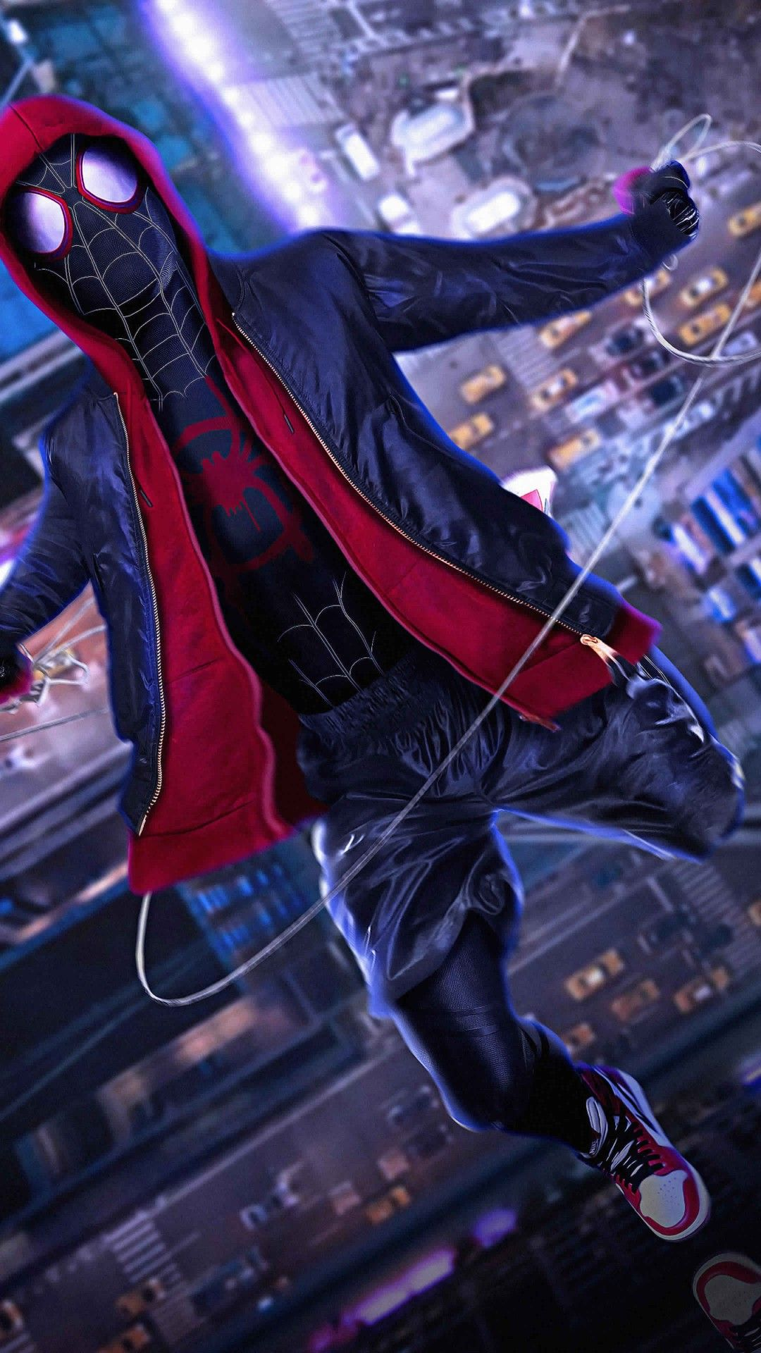 Spider-Verse | Verses wallpaper, Spider verse, Avengers ...