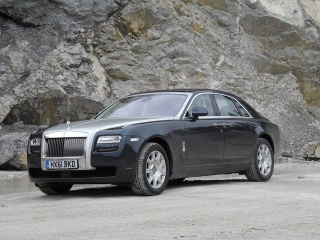 Rolls Royce Ghost I Rode In A 2012 Ghost And It S The Quietest
