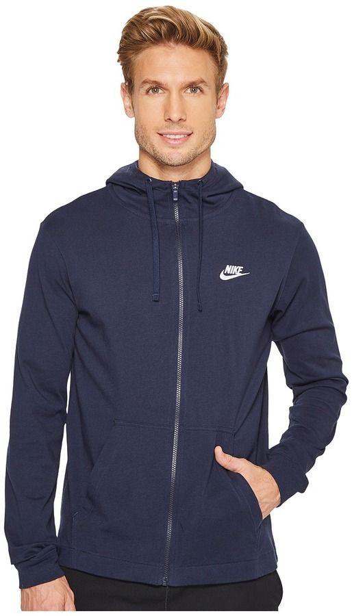 57a847edf198 Nike - Sportswear Full-Zip Hoodie Men s Sweatshirt