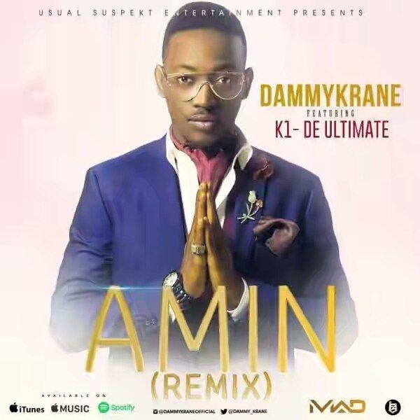 Dammy krane Ft Kwam 1–Amin Remix Mp3 Download DMW/Usual
