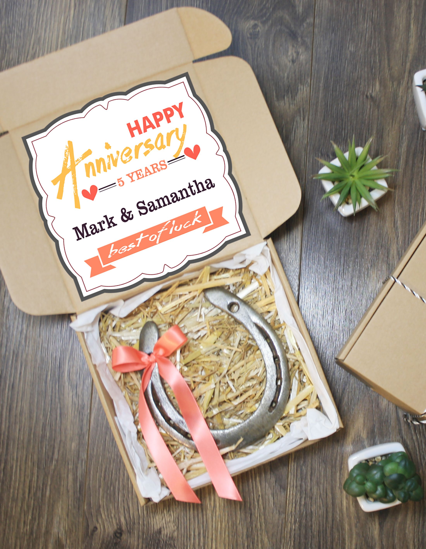 5th Wedding Anniversary Gift Ideas Iron Anniversary Gifts