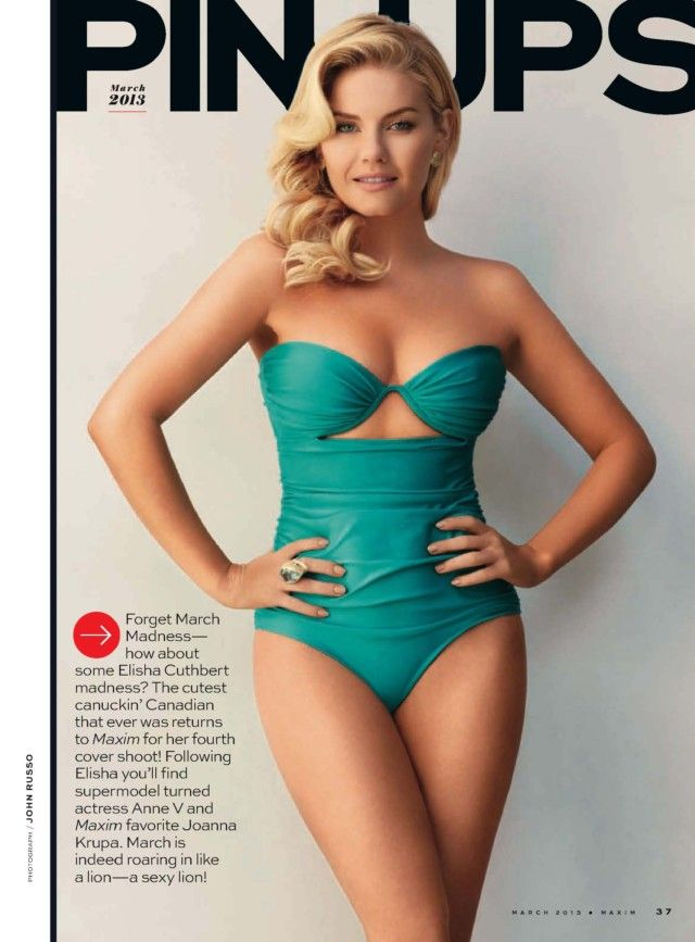 5cf2657531d3c elisha cuthbert-love this suit! and her body! (not stick thin ...