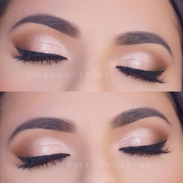 #TB eye look I did on my gorgeous friend Annette! products used: Anastasia Bever...
