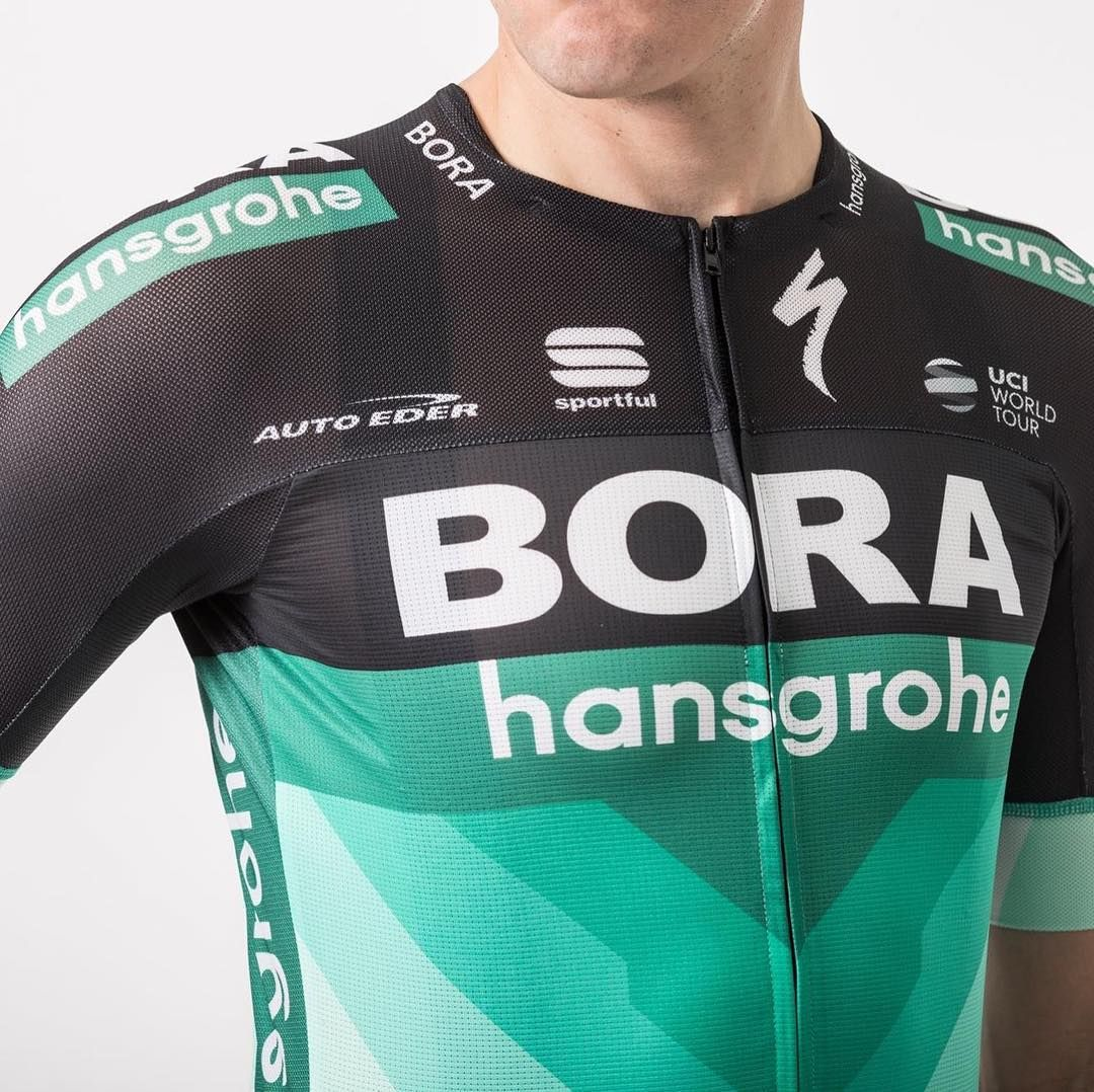 Bora Hansgrohe kit for the 2018 season! Cycling Jerseys de2e956a3