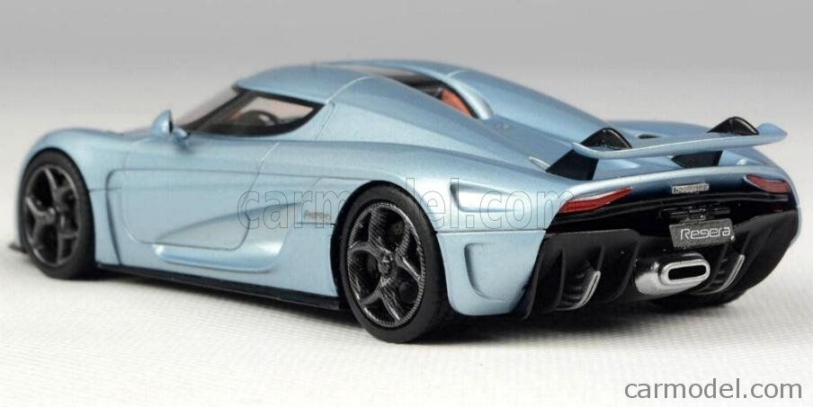 Koenigsegg Agera Luxury Sports Car 2011 Year 1//43 Scale RARE Collectible Model