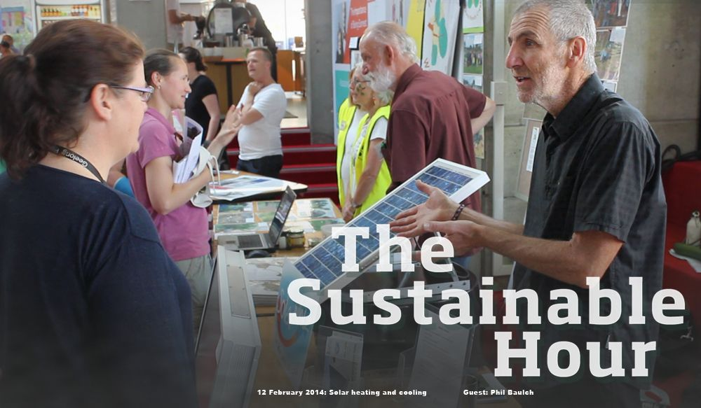 The Sustainable Hour About The Energy Change With Images