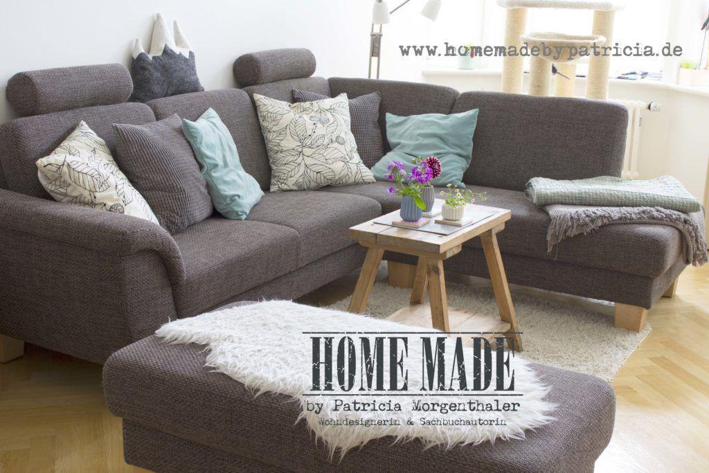 Wohnzimmerwand Dekorieren Style : Mein wohnzimmer im skandi style living rooms and room