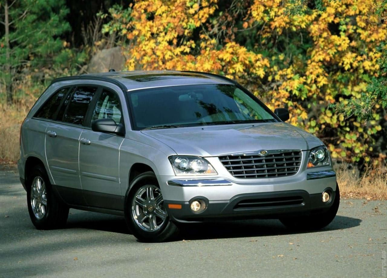 2004 Chrysler Pacifica Suv Chrysler Pacifica Cars Y Vehicles