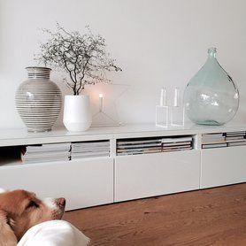 Die Schönsten Einrichtungsideen Mit IKEA Möbeln. Haus DekoWohnzimmer ...