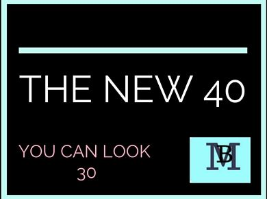 For women over 40 we want to look our best.  Hair is turning lighter, skin tone is uneven, skin is not as toned but, with the help of products we can look younger than our age.