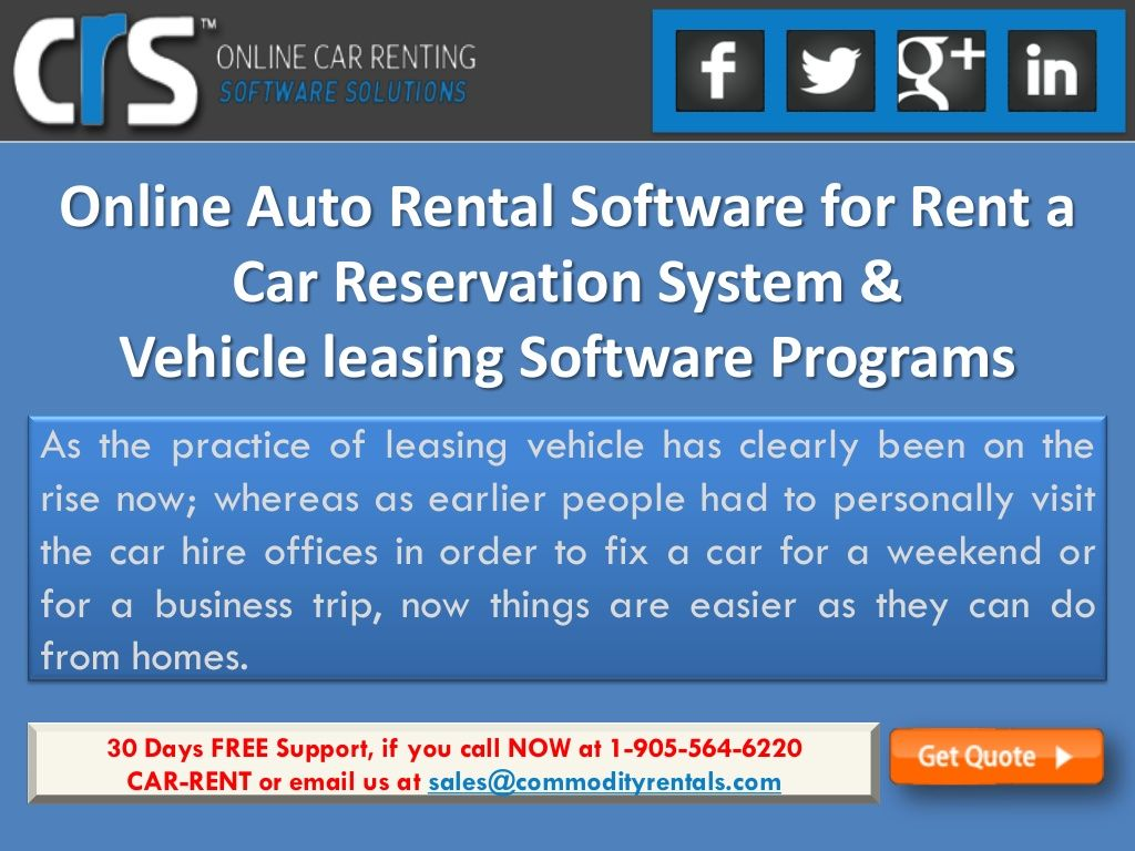 Car Rental Quotes 11 Best Open Source Car Rental Management Software Images On