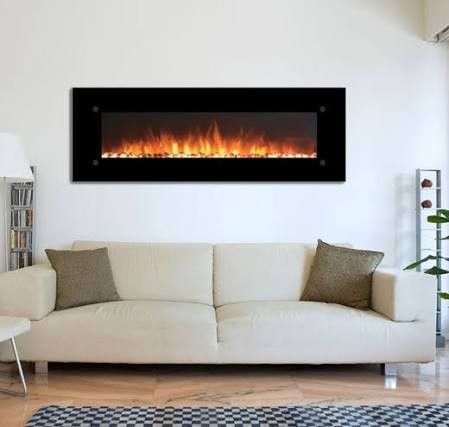 Image Result For Electric Fireplace Over Couch Judy