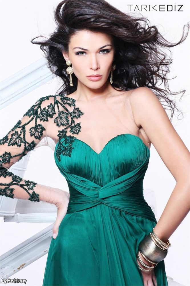 High Fashion Dresses 2015-2016 | MyFashiony