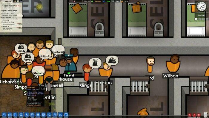 Prison Architect  Game Designs That Matter