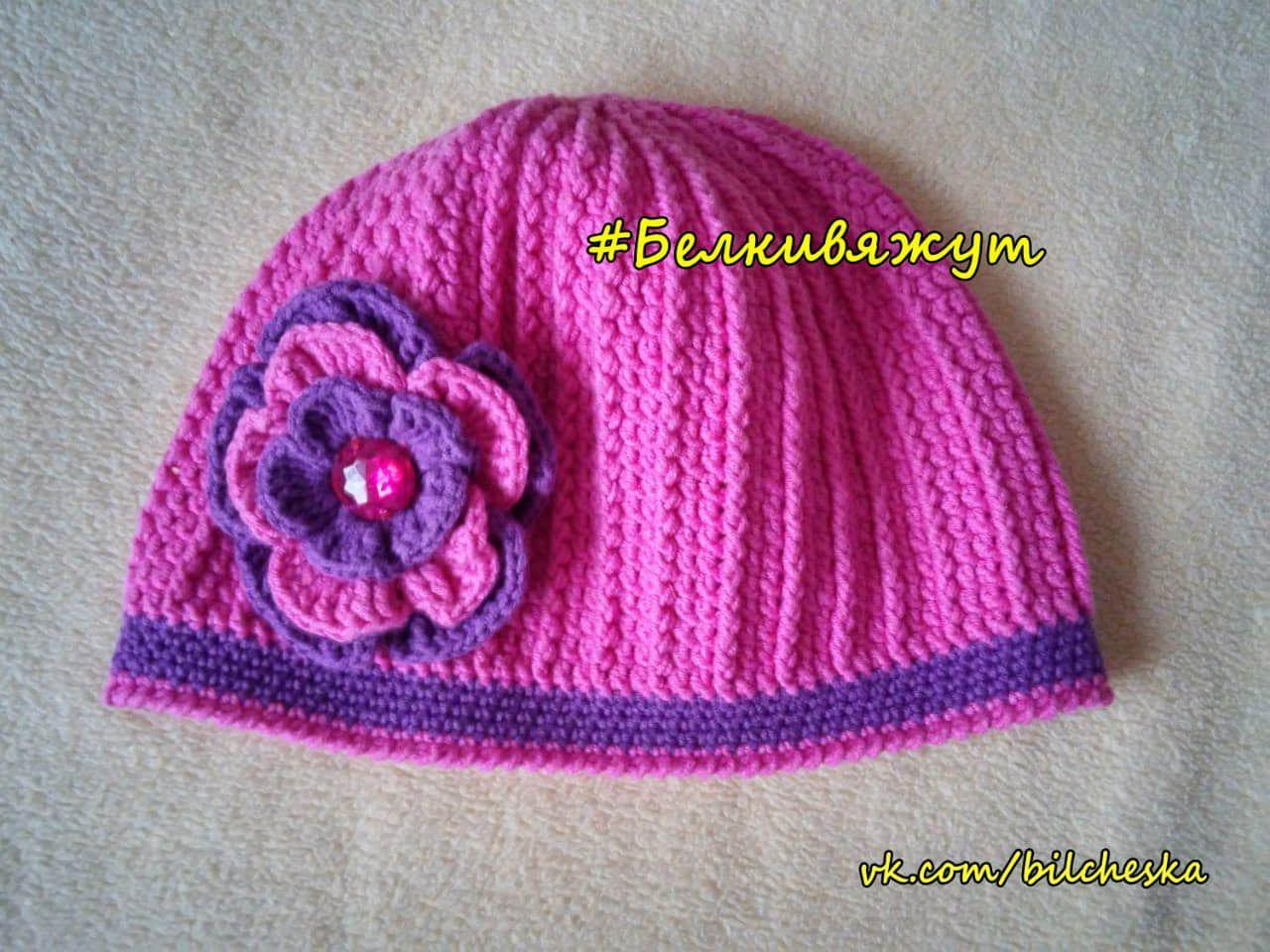 gorro crochet nina modelos03
