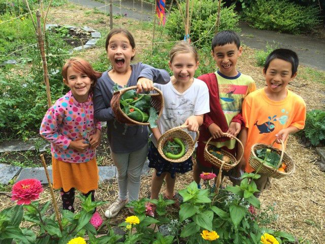 Seattle Community Gardening Programs And Classes With Kids Community Gardening Gardening For Kids Teaching Life Skills