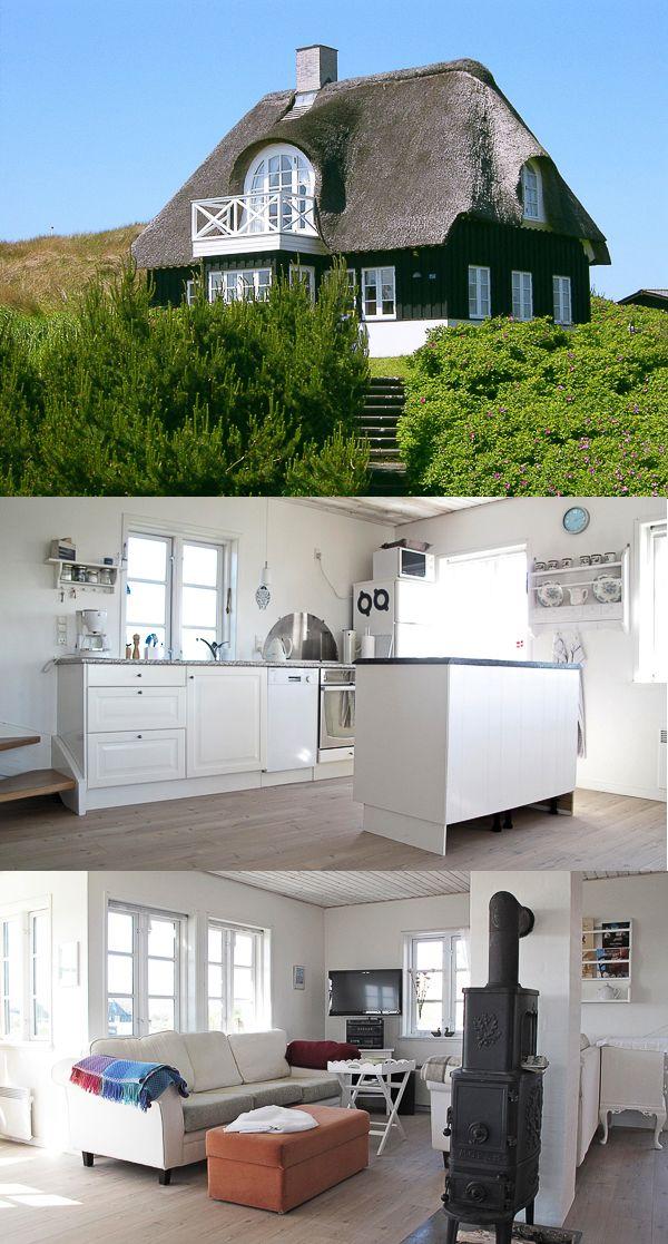 travel summerhouse dreams ferienhaus d nemark. Black Bedroom Furniture Sets. Home Design Ideas