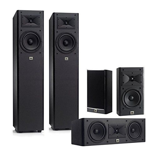 Introducing Jbl Arena 170 Series 50 Channel Home Theater Speaker