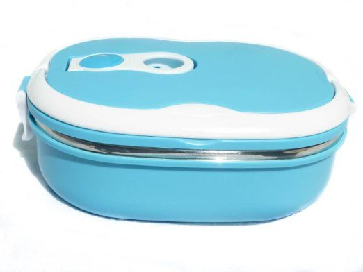 Lunch Box - Bento - Food Storage Container - Warm or Cold Food - Air