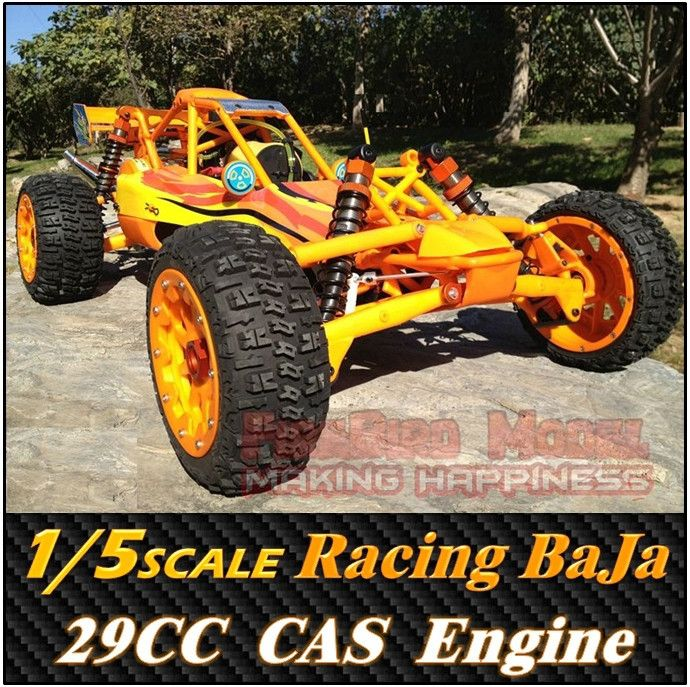 Rovan 1/5 SCALE 29CC GAS Powered Engine Racing BaJa 5B ,RC
