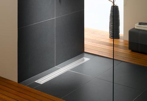 Illbruck Floor Level Shower System Poresta Bfr Universal Drain Board Shower Systems Bathtub Drain Bathtub Drains