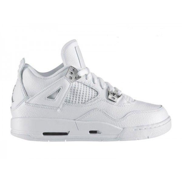 nouveau style d8c13 6f28e Air Jordan 4 Retro - Basket Jordan Chaussures Pas Cher Pour ...
