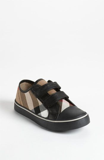 bf14b21cdb42d Burberry  Pete  Sneaker (Baby