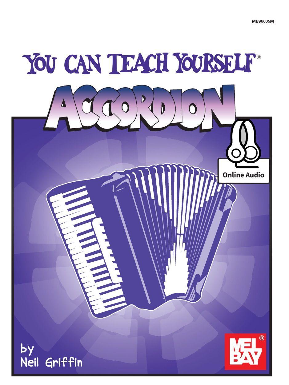 You Can Teach Yourself Accordion , spon, Accordion